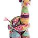 Gemina Giraffe Crochet Puzzle pattern