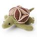 Skillie - Crochet Turtle Puzzle pattern