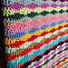 Lazy Waves Blanket pattern