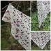 Banksia Shawl pattern