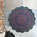 Cosy Flower Rug pattern