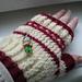 Basic Knitting Fingerless Mitts pattern