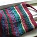 Basic Felted Shoulder Bag with Strap(s) pattern