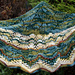 Forest Floor Shawl pattern