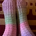 Sequence Socks No.1 pattern