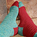 Sequence Socks No.2 pattern