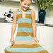 A Good Stripe Dress pattern