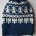 Scribble Hat pattern