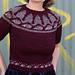 Mrs Hedgehog Top pattern