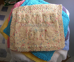 KNIT ON cloth
