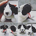 Pippa the Puppy Keyring pattern