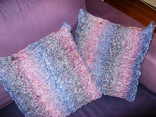 Cable Pillows#2