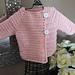 Kelly's Sweater pattern