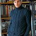 587 - Turtleneck Sweater pattern