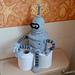Bender, Guardian of the Bum Fodder pattern