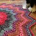 6-Day Superstar Blanket pattern