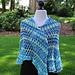 Betula Wrap Shawl pattern