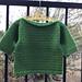 Baby Dots Sweater pattern