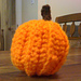 Easy Halloween Pumpkin pattern