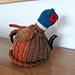 Pheasant Tea Cosy pattern