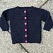 Husby Cardigan pattern