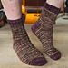 Rib-sokker pattern