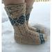 Rein lykke sokker pattern