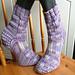Ryggesocks pattern