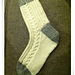 Rough 'n Strong Unisex Socks pattern