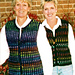 Stained Glass Vest A5 pattern