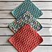 Berry Clean Washcloth pattern