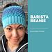 Barista Beanie pattern