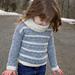 Atlantic Breeze Pullover - Child pattern