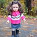 Lost in Paris Sweater - Doll pattern