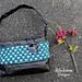 Leather and Lattice Handbag pattern