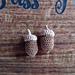 Bliss Acorn Earrings pattern