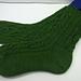 Transitioning to Winter - Socks pattern