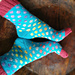 Steph's Spotty Socks pattern