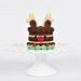 Chocolate Reindeer Cake pattern