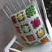 Granny Rose Pillow pattern