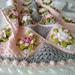 Blush Blossom Baby Blanket pattern
