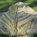 Spring Woodland blanket pattern