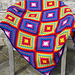 Mexicana Blanket pattern