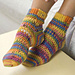 Step-by-Step Socks pattern