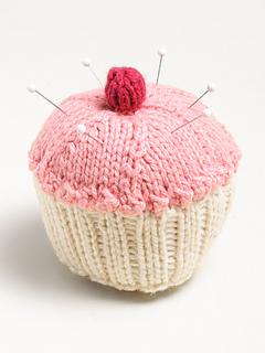 Ravelry Cupcake Pincushion Pattern By Susan B Anderson
