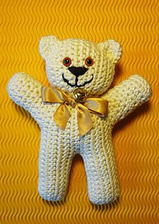 20+ Free Crochet Teddy Bear Patterns ⋆ Crochet Kingdom | 320x227