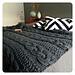 ASPEN Blanket By Go-Girl Knitting pattern