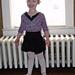 Toddler Ballet Wrap pattern