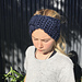 Wave Headband pattern