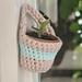 Hanging Plant Basket pattern